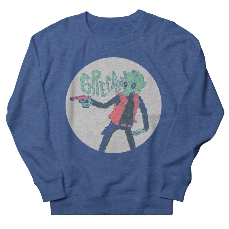 Greedo is Dope Men's Sweatshirt by miltondidi's Artist Shop
