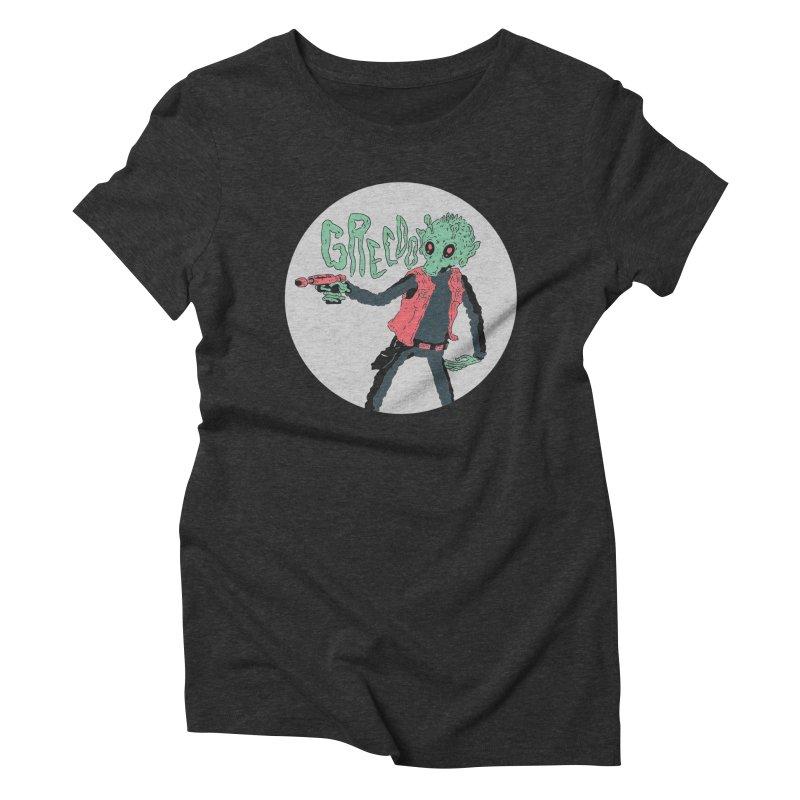 Greedo is Dope Women's Triblend T-Shirt by miltondidi's Artist Shop