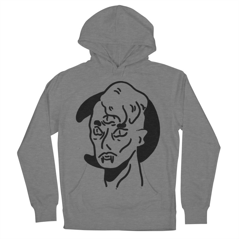 vampire nights  Men's French Terry Pullover Hoody by miltondidi's Artist Shop