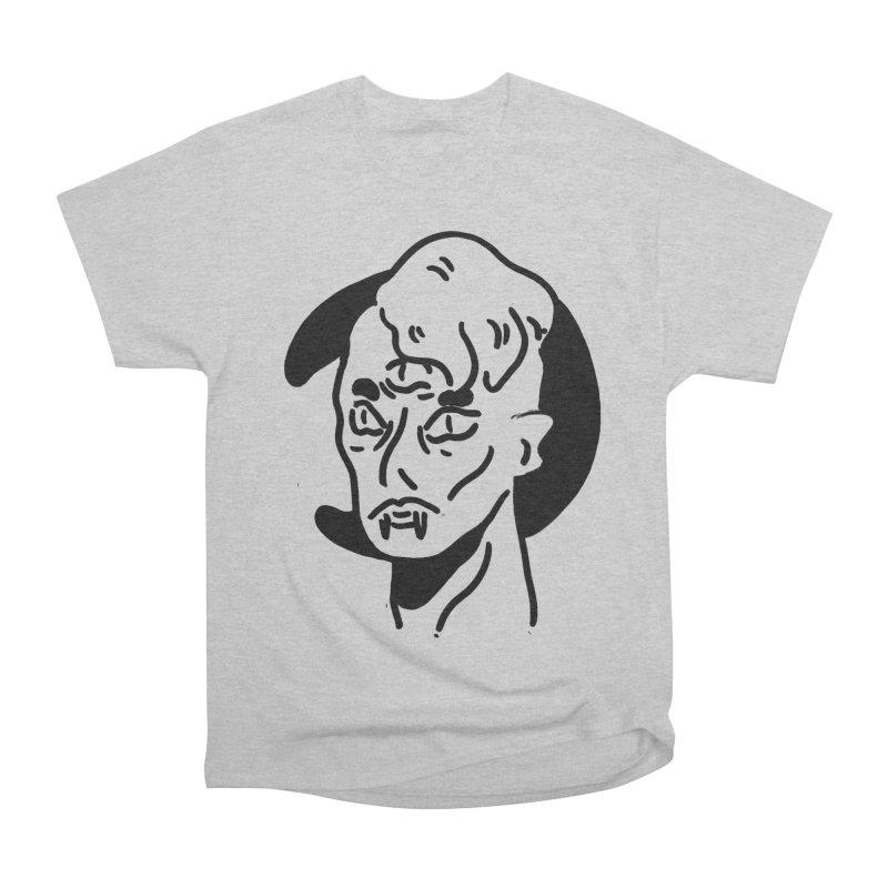 vampire nights  Women's Heavyweight Unisex T-Shirt by miltondidi's Artist Shop