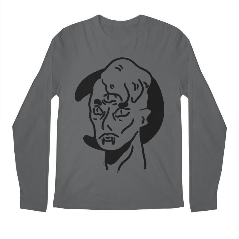 vampire nights  Men's Longsleeve T-Shirt by miltondidi's Artist Shop