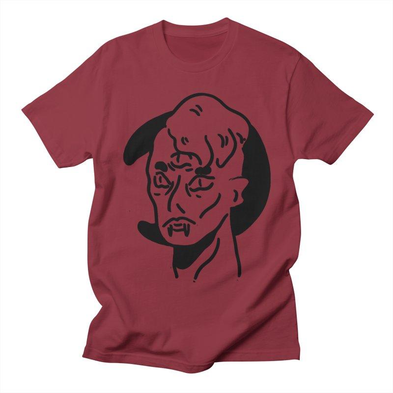 vampire nights  Men's Regular T-Shirt by miltondidi's Artist Shop