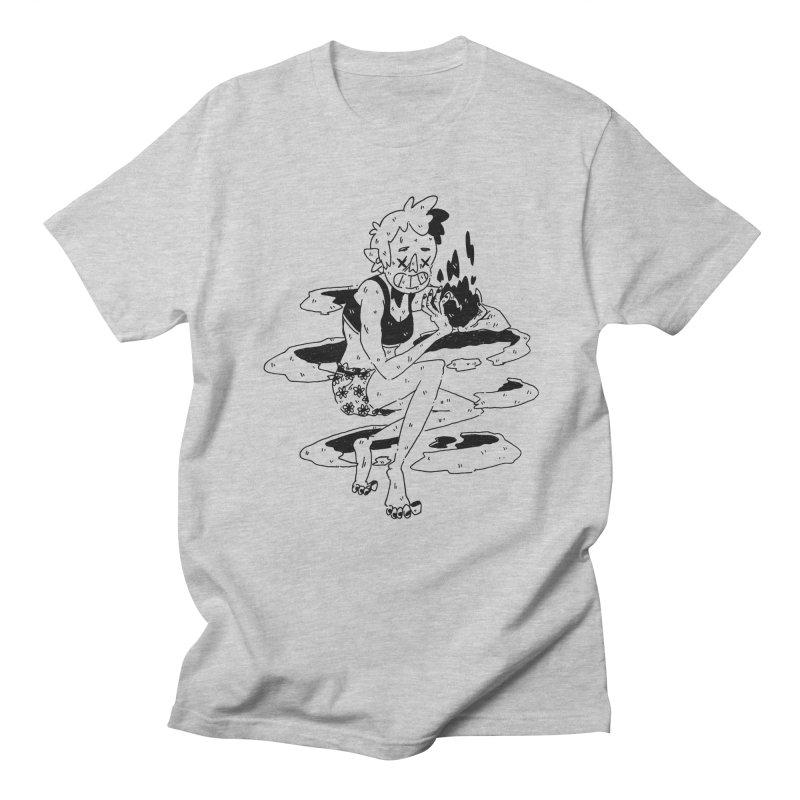 found magic in her undies Men's Regular T-Shirt by miltondidi's Artist Shop