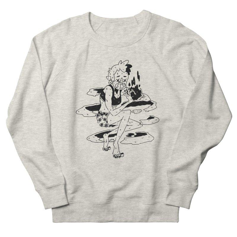 found magic in her undies Women's French Terry Sweatshirt by miltondidi's Artist Shop