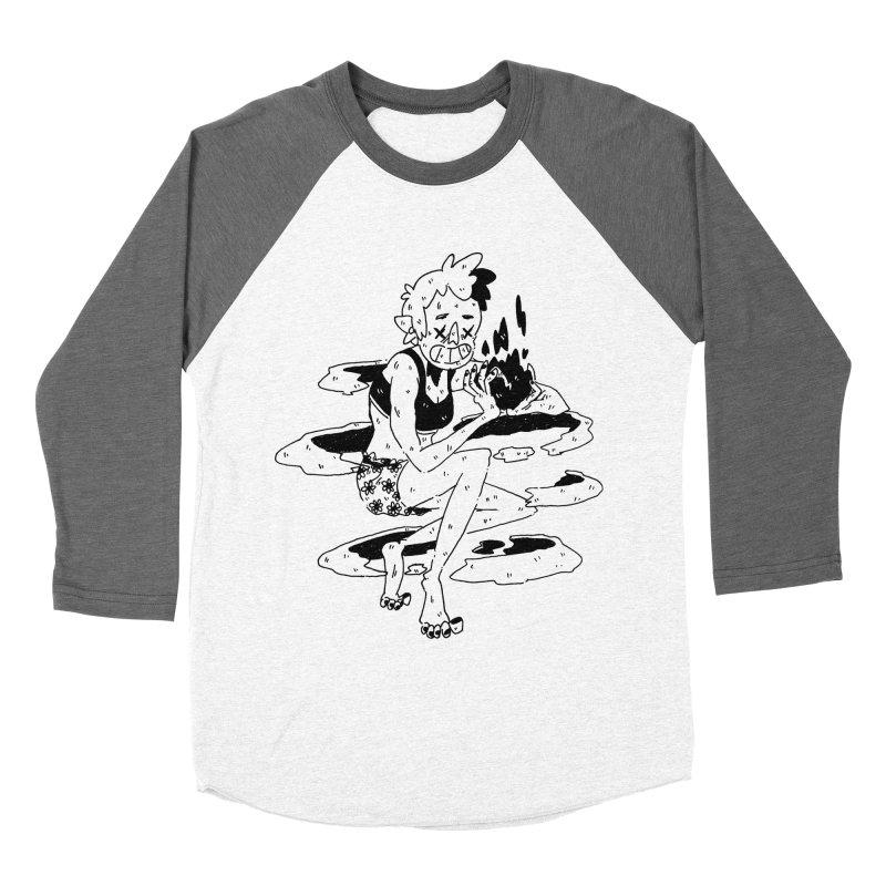 found magic in her undies Women's Baseball Triblend Longsleeve T-Shirt by miltondidi's Artist Shop