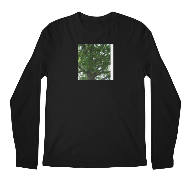 Tree Top Men's Longsleeve T-Shirt by Mind-art Passion