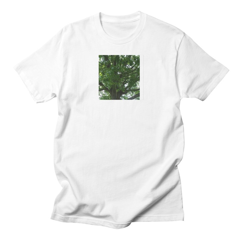 Tree Top Women's Regular Unisex T-Shirt by Mind-art Passion