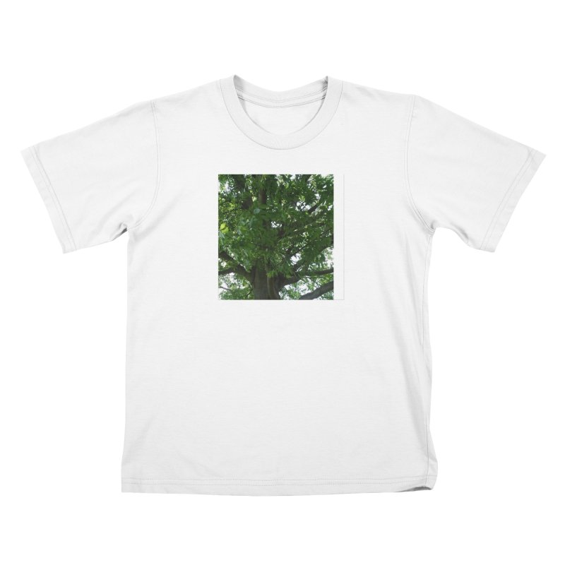 Tree Top Kids T-Shirt by Mind-art Passion