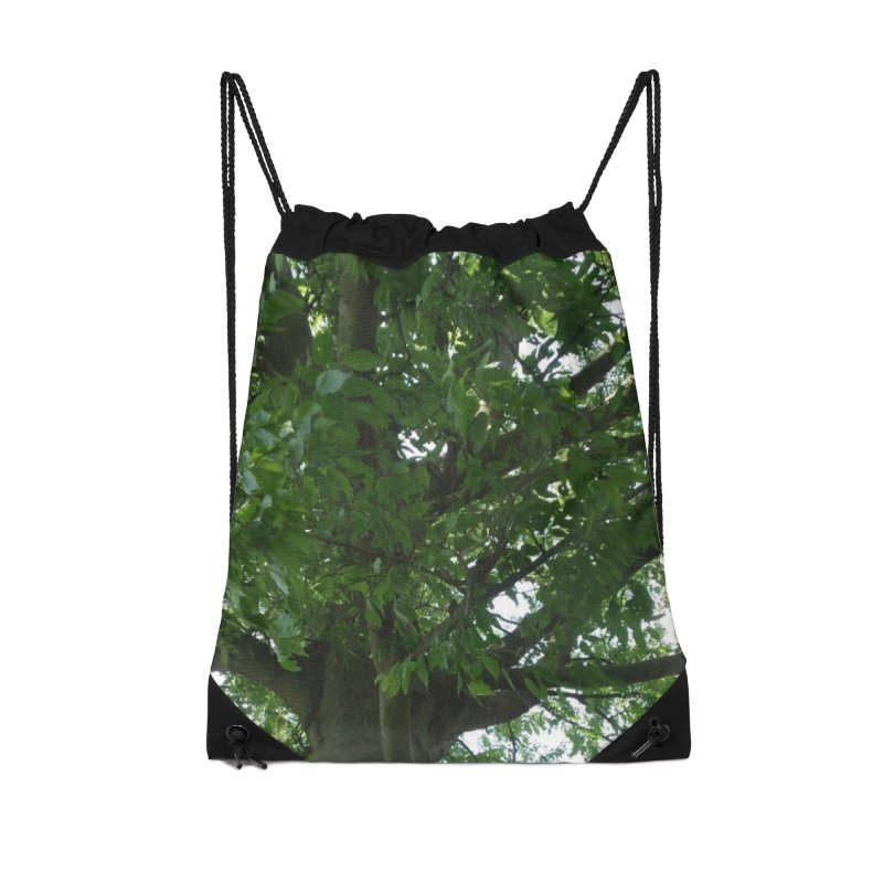 Tree Top Accessories Bag by Mind-art Passion