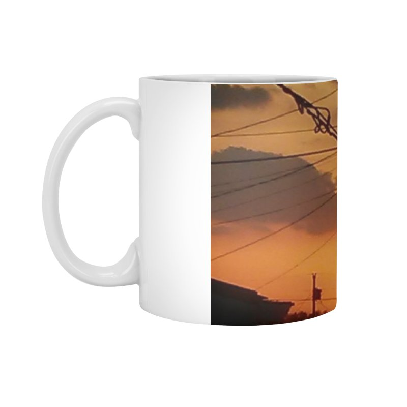 Sunset in the City Accessories Mug by Mind-art Passion