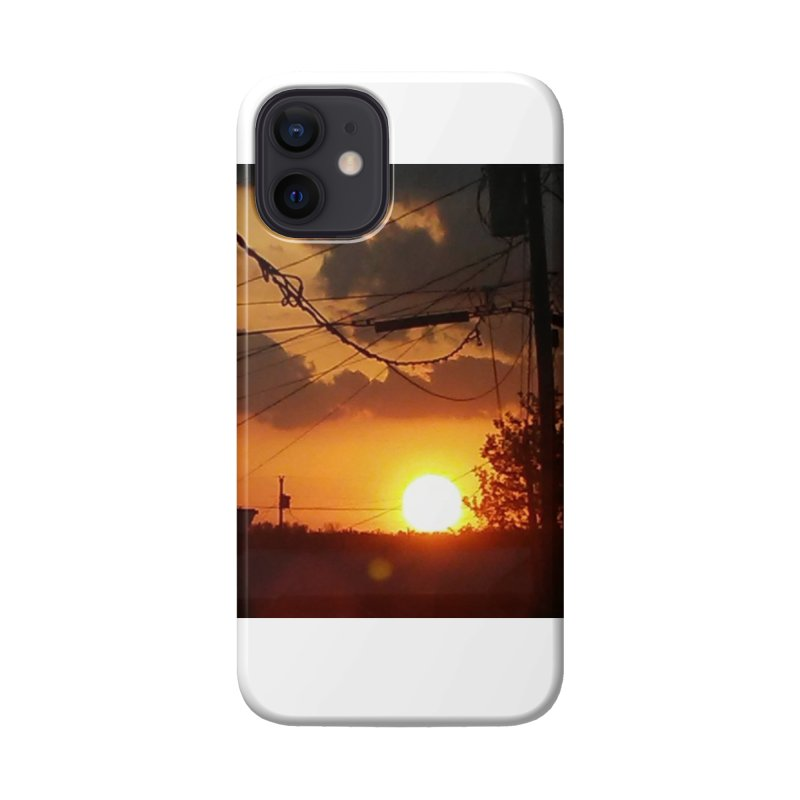 Sunset in the City Accessories Phone Case by Mind-art Passion