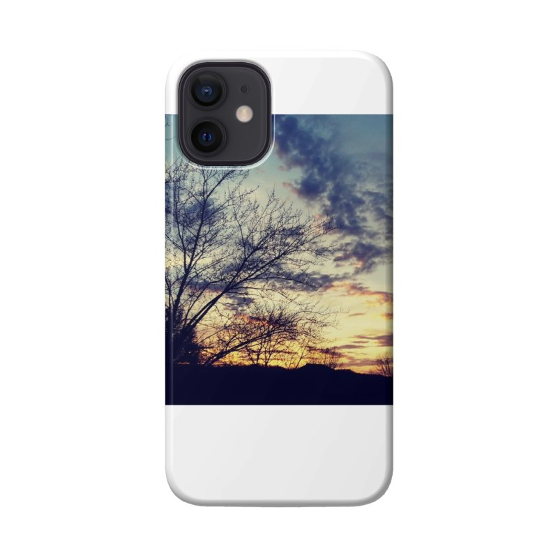 Evening Sky Accessories Phone Case by Mind-art Passion