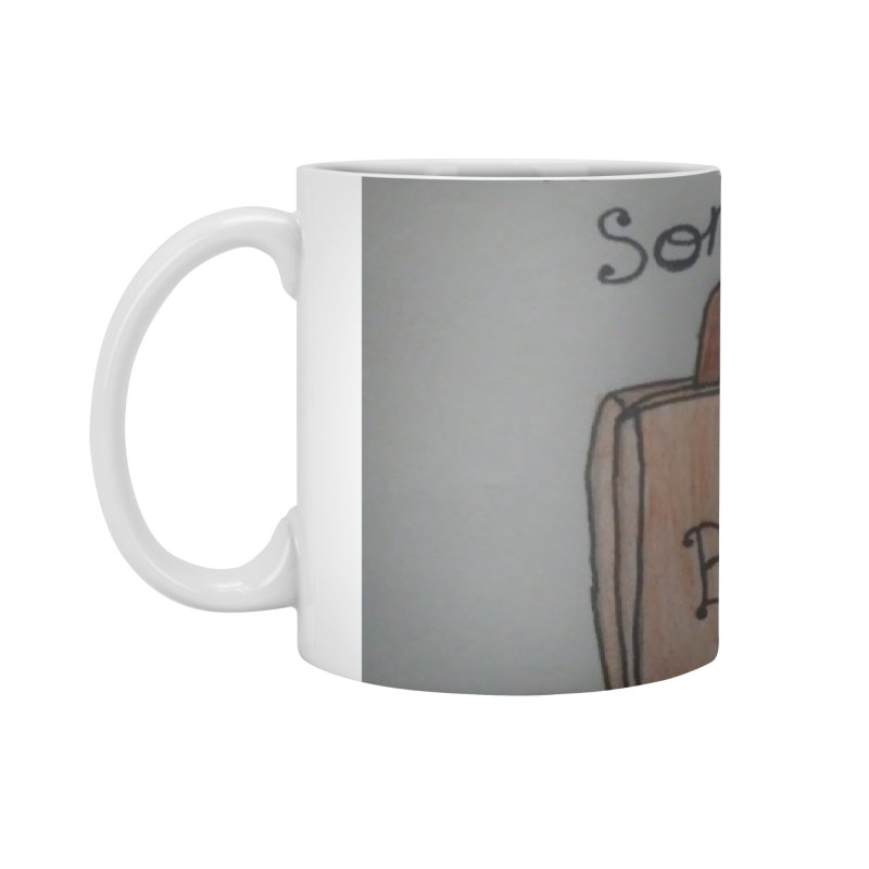 Baggage Accessories Mug by Mind-art Passion