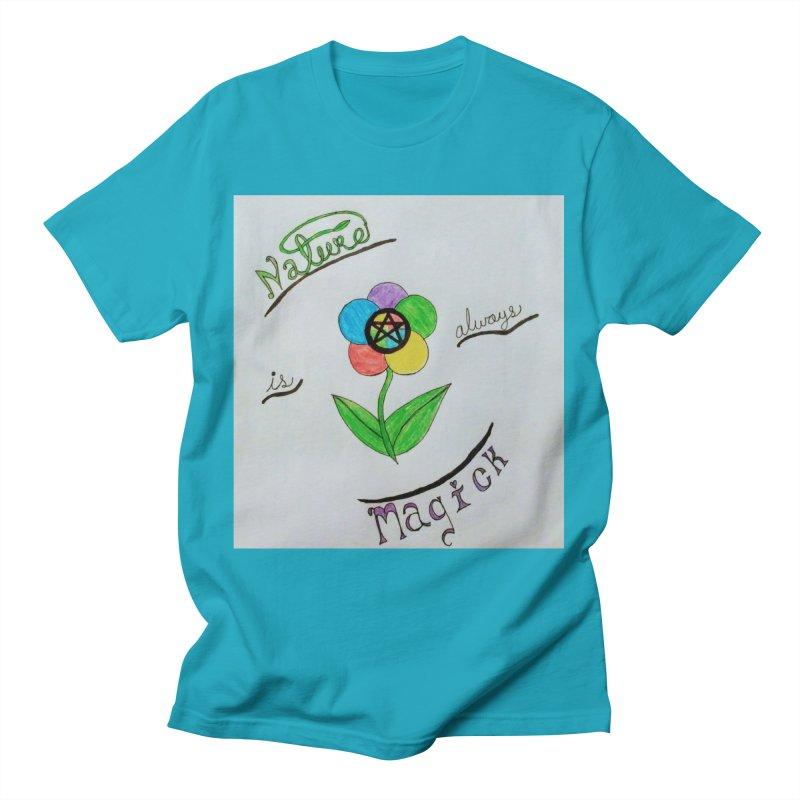 Nature Magick Men's T-Shirt by Mind-art Passion