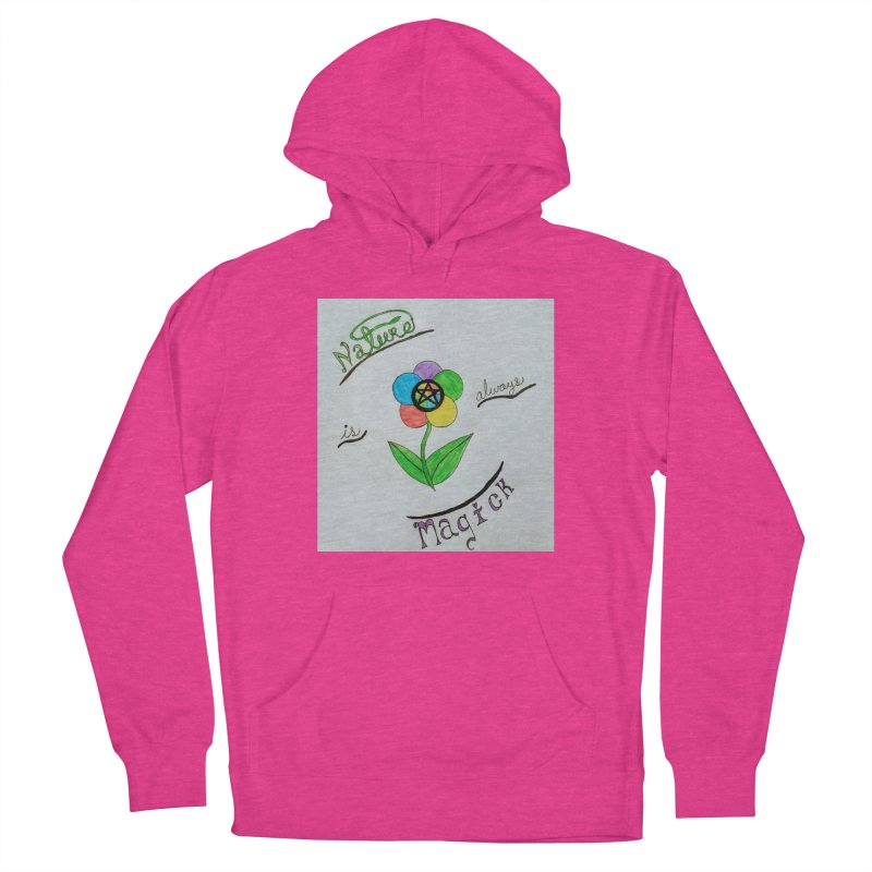 Nature Magick Women's Pullover Hoody by Mind-art Passion