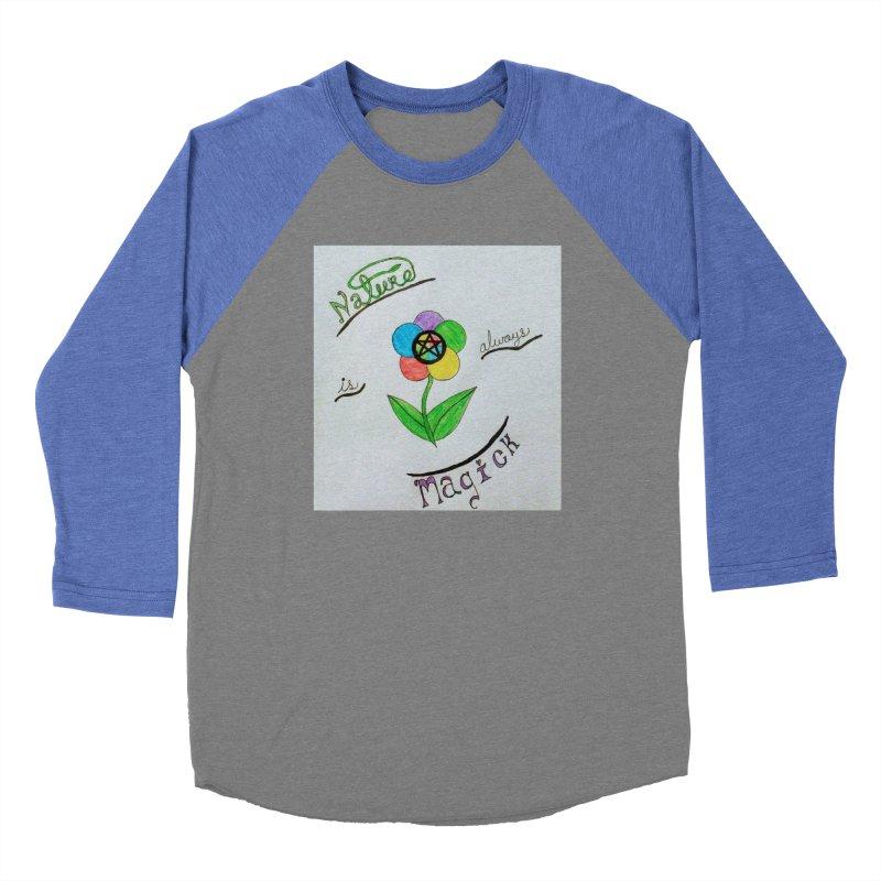 Nature Magick Women's Longsleeve T-Shirt by Mind-art Passion