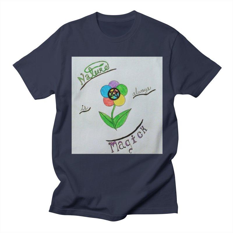 Nature Magick Women's T-Shirt by Mind-art Passion