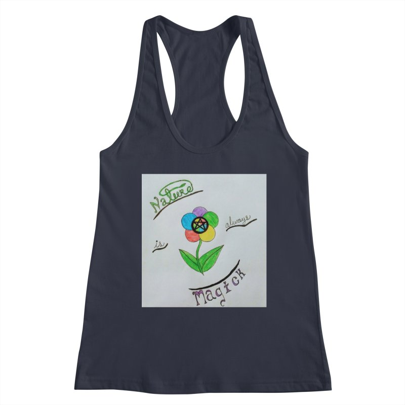 Nature Magick Women's Tank by Mind-art Passion