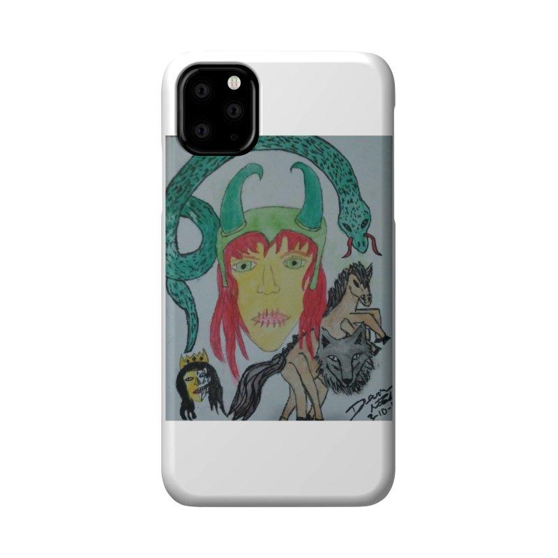 Loki's Children Accessories Phone Case by Mind-art Passion