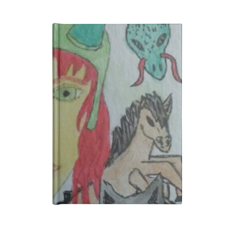 Loki's Children Accessories Notebook by Mind-art Passion
