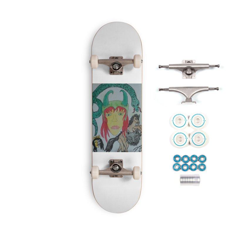 Loki's Children Accessories Complete - Basic Skateboard by Mind-art Passion