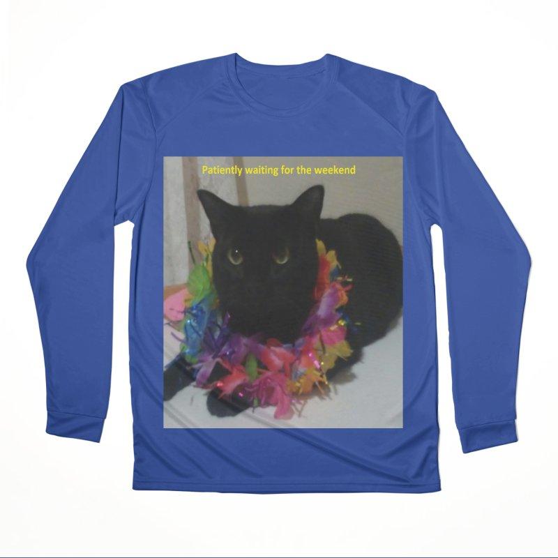 Weekend Wait Women's Longsleeve T-Shirt by Mind-art Passion