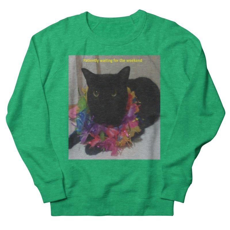 Weekend Wait Men's Sweatshirt by Mind-art Passion