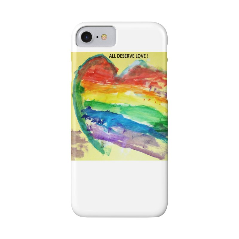 Pride Heart Accessories Phone Case by Mind-art Passion