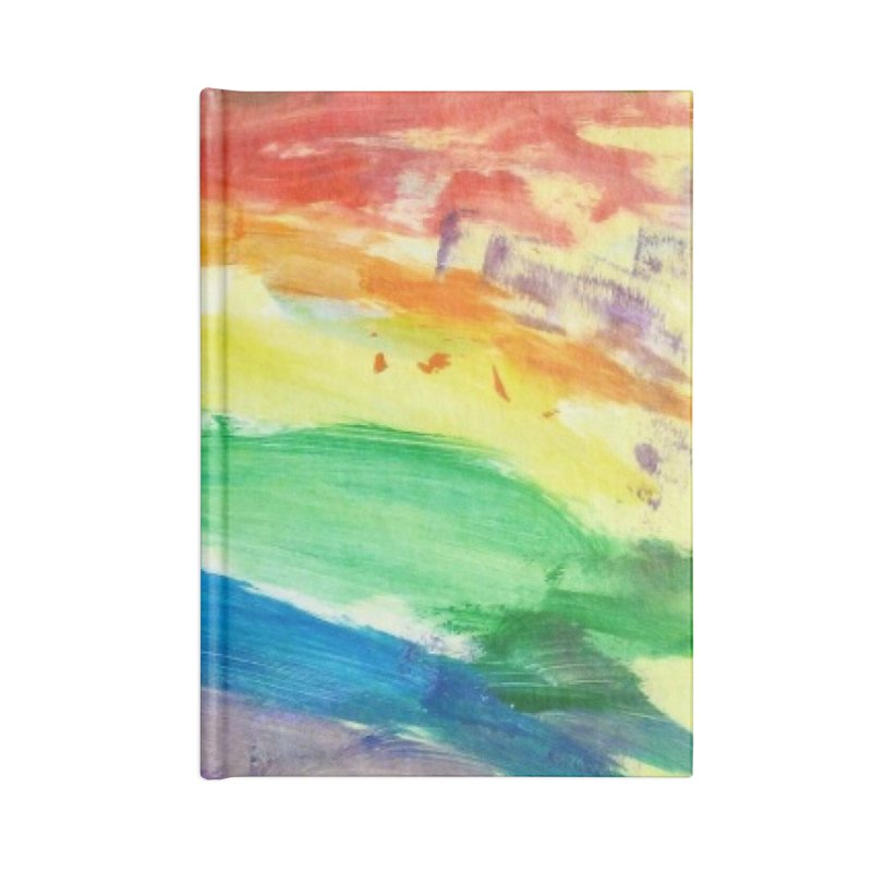 Pride Heart Accessories Notebook by Mind-art Passion