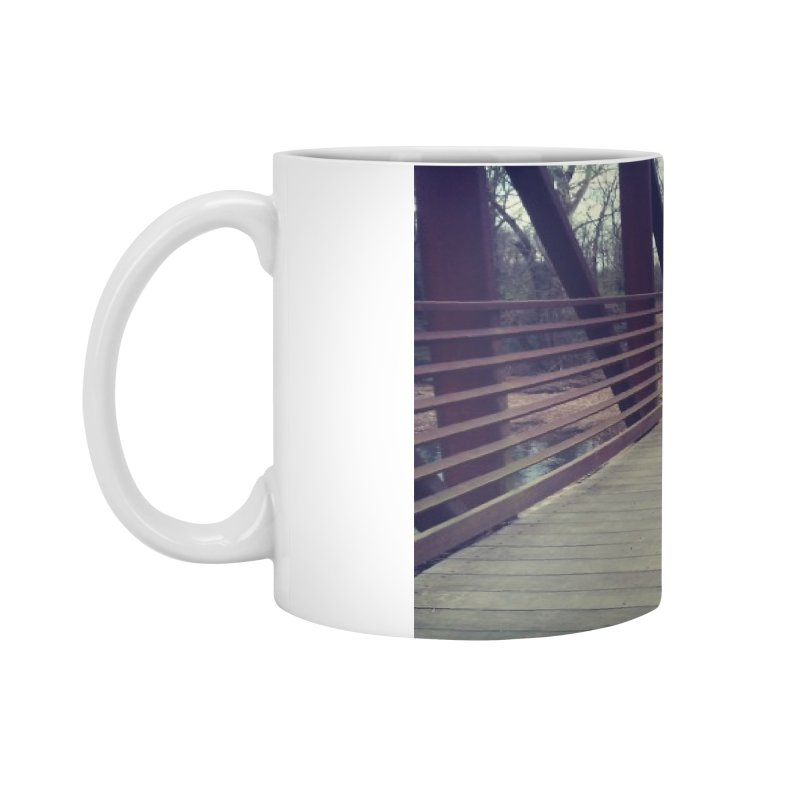 Bridge Stroll Accessories Mug by Mind-art Passion