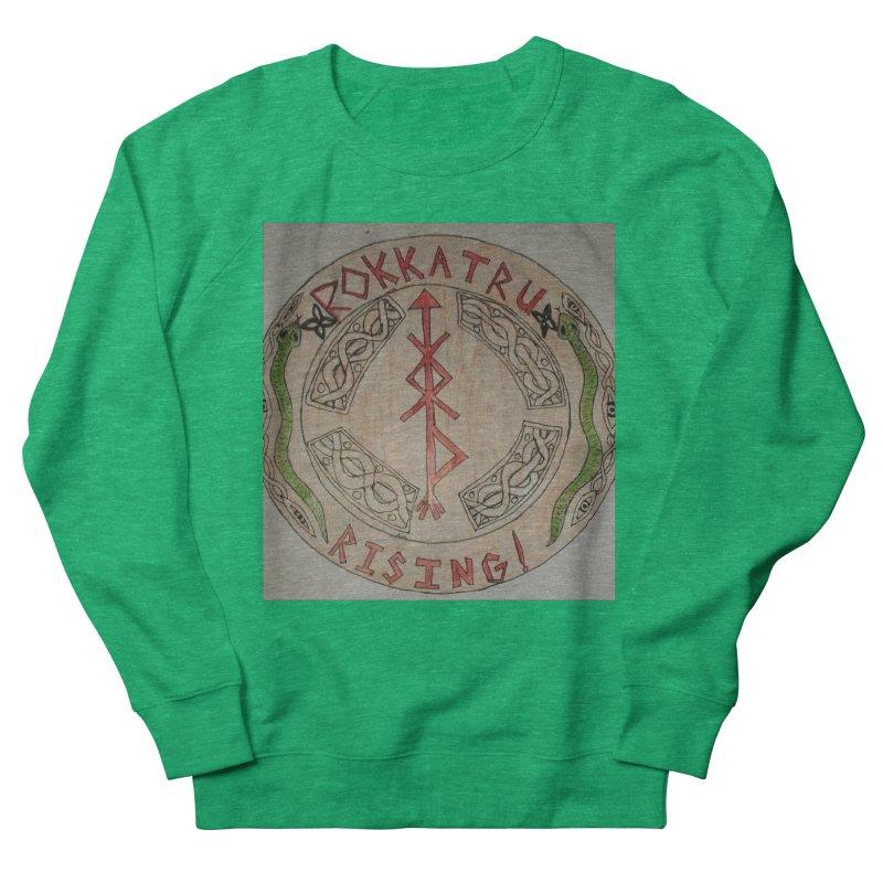 Rokkatru Rising Men's Sweatshirt by Mind-art Passion
