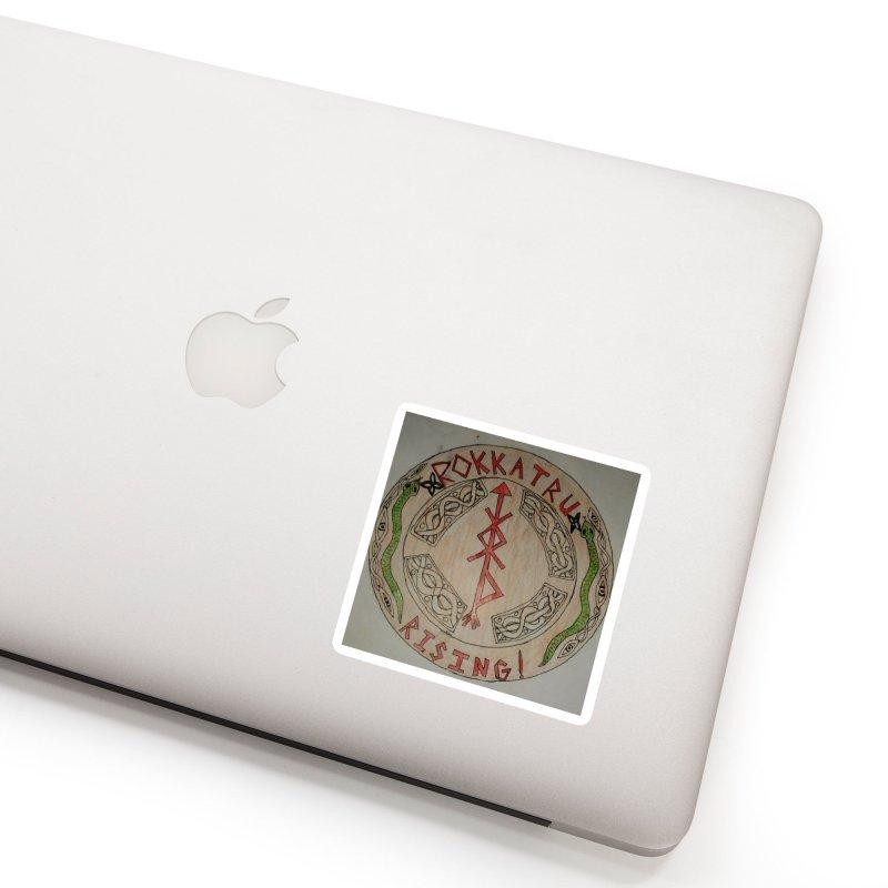 Rokkatru Rising Accessories Sticker by Mind-art Passion