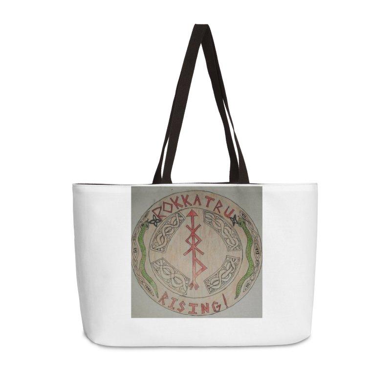 Rokkatru Rising Accessories Bag by Mind-art Passion