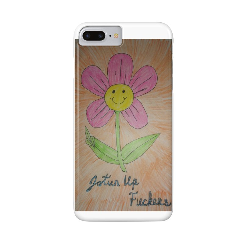 Jotun Up Accessories Phone Case by Mind-art Passion