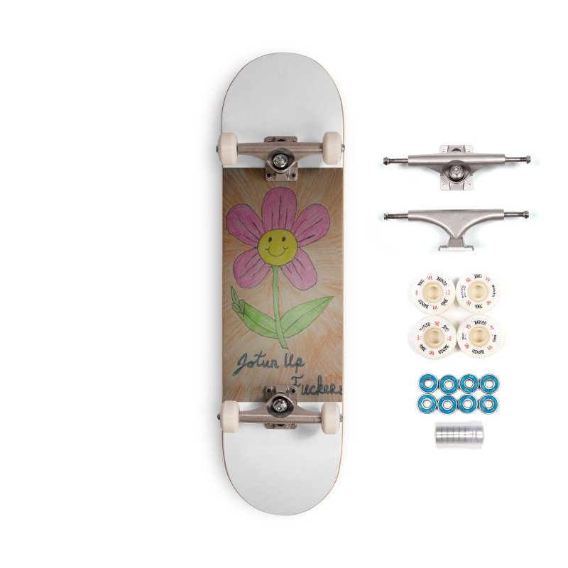 Jotun Up Accessories Skateboard by Mind-art Passion