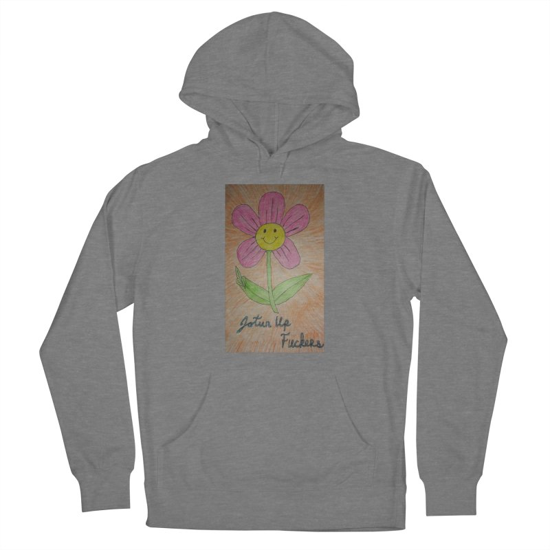 Jotun Up Women's Pullover Hoody by Mind-art Passion