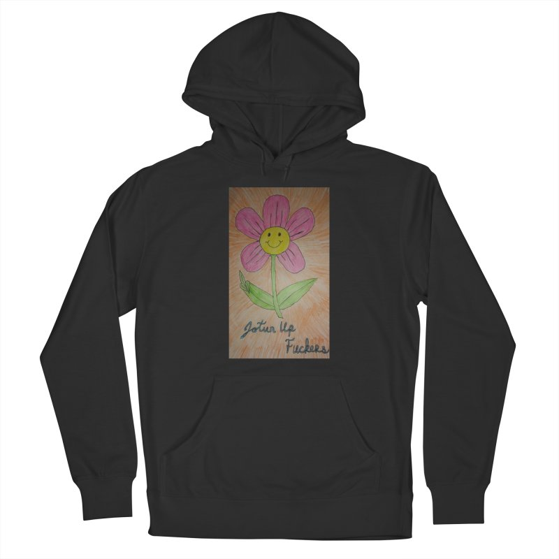 Jotun Up Men's Pullover Hoody by Mind-art Passion