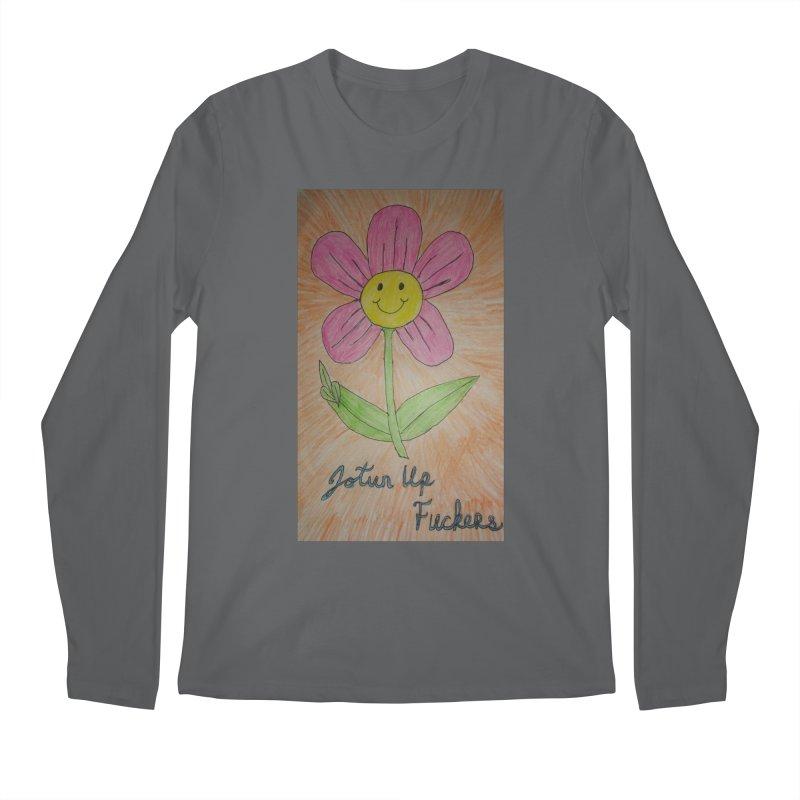 Jotun Up Men's Longsleeve T-Shirt by Mind-art Passion