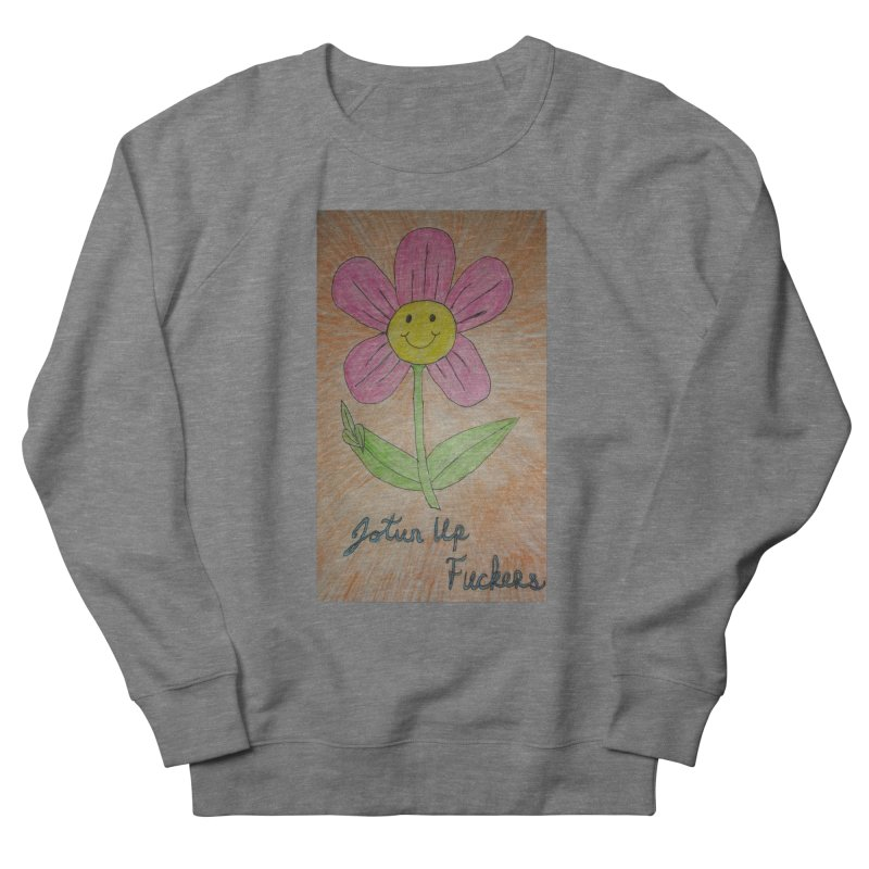 Jotun Up Men's Sweatshirt by Mind-art Passion