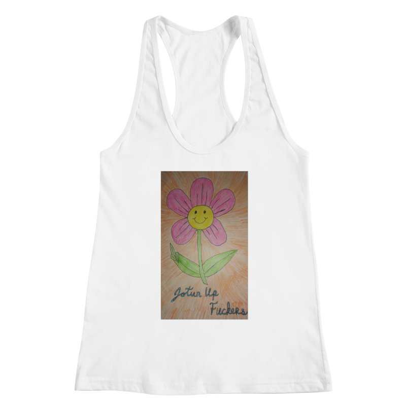Jotun Up Women's Tank by Mind-art Passion