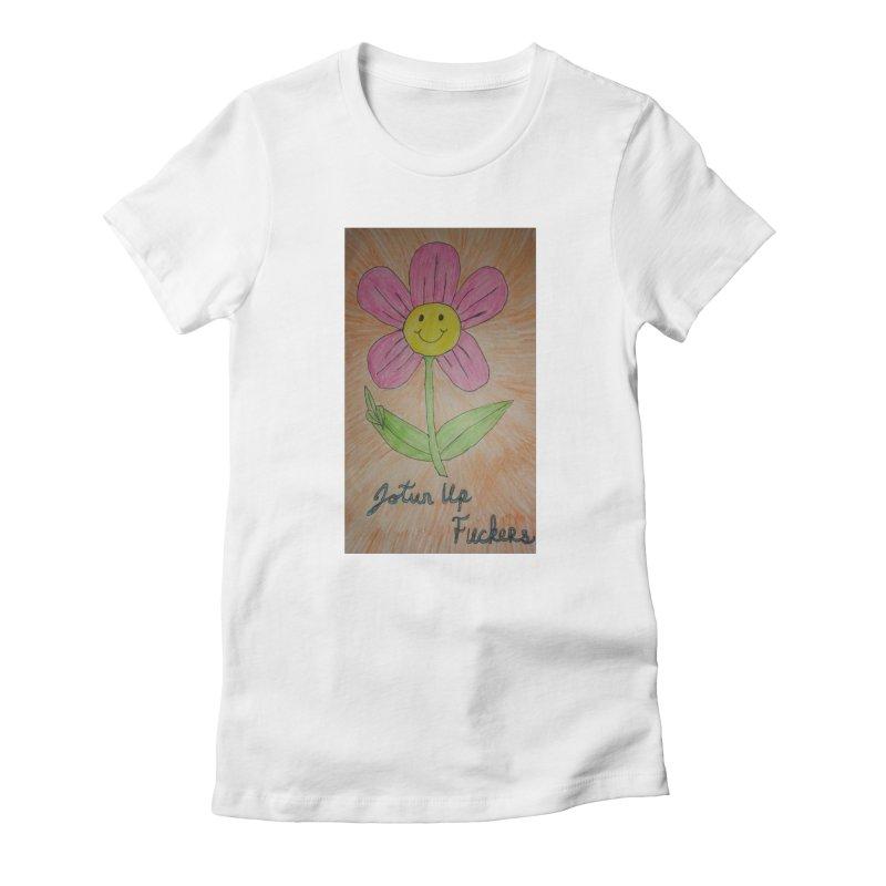 Jotun Up Women's T-Shirt by Mind-art Passion