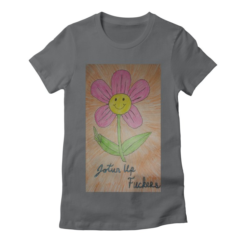 Jotun Up Women's T-Shirt by Mind-art Passion
