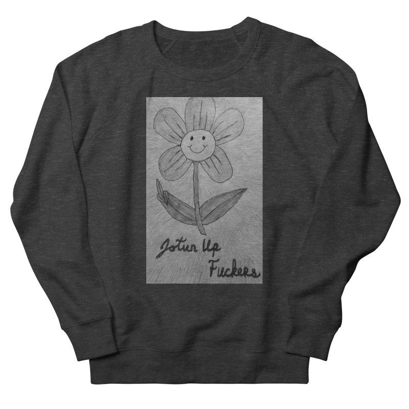 Jotun Up Blk&Wht Women's Sweatshirt by Mind-art Passion