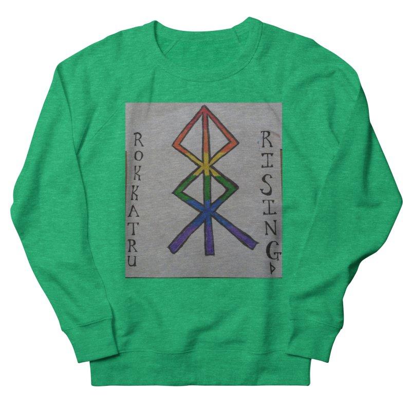 Rokkatru Rising Pride Women's Sweatshirt by Mind-art Passion