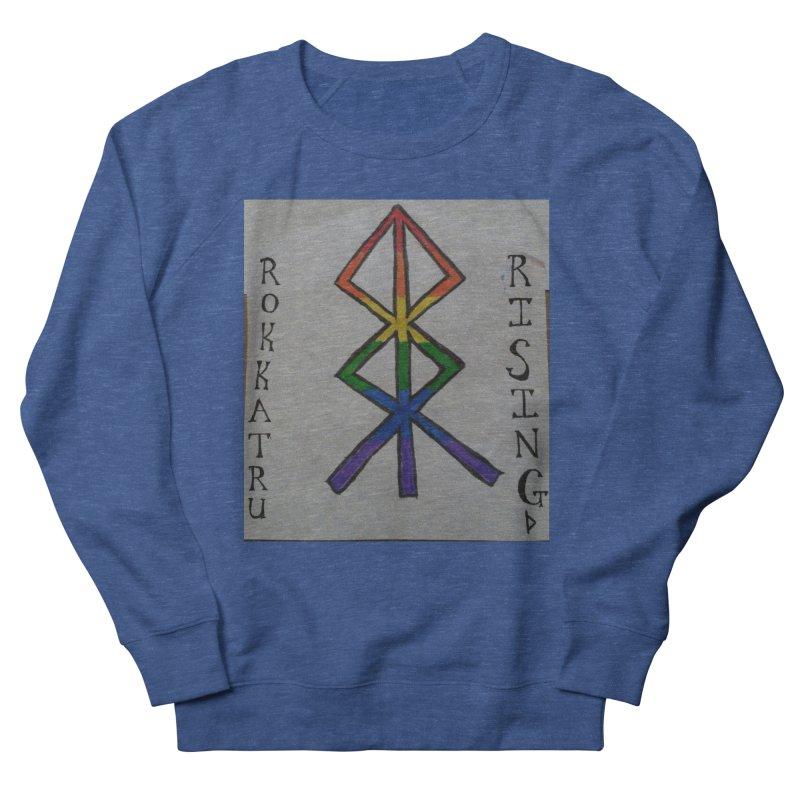 Rokkatru Rising Pride Men's Sweatshirt by Mind-art Passion