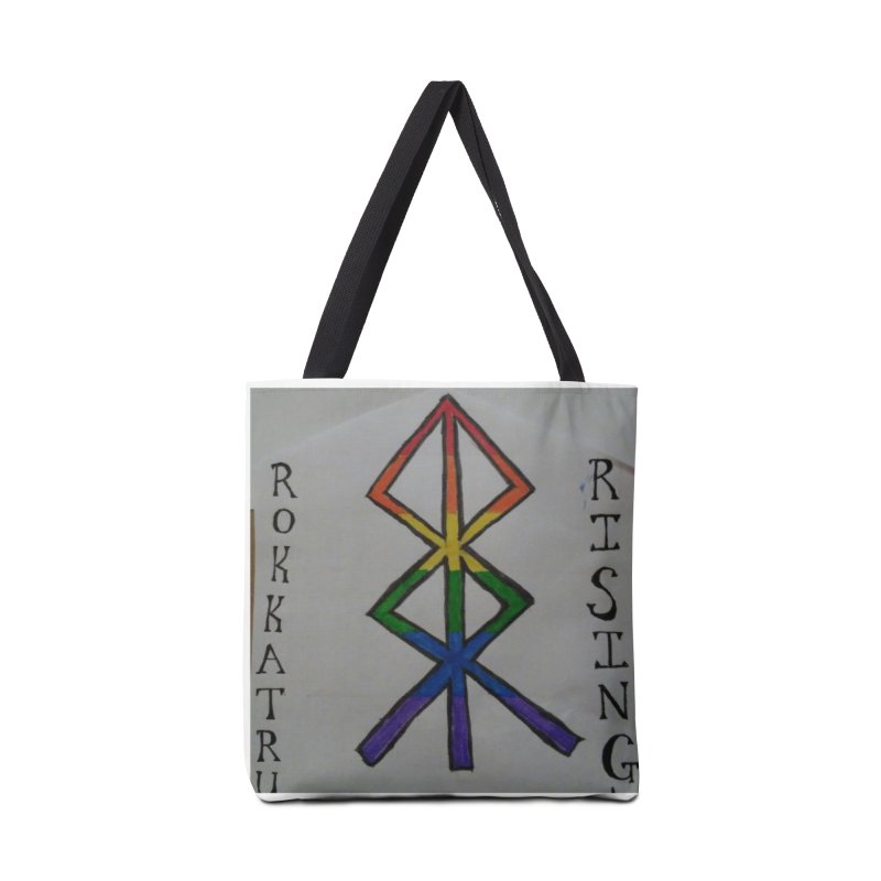 Rokkatru Rising Pride Accessories Bag by Mind-art Passion