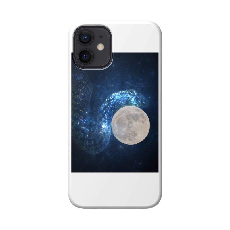 Jormungandr Accessories Phone Case by Mind-art Passion