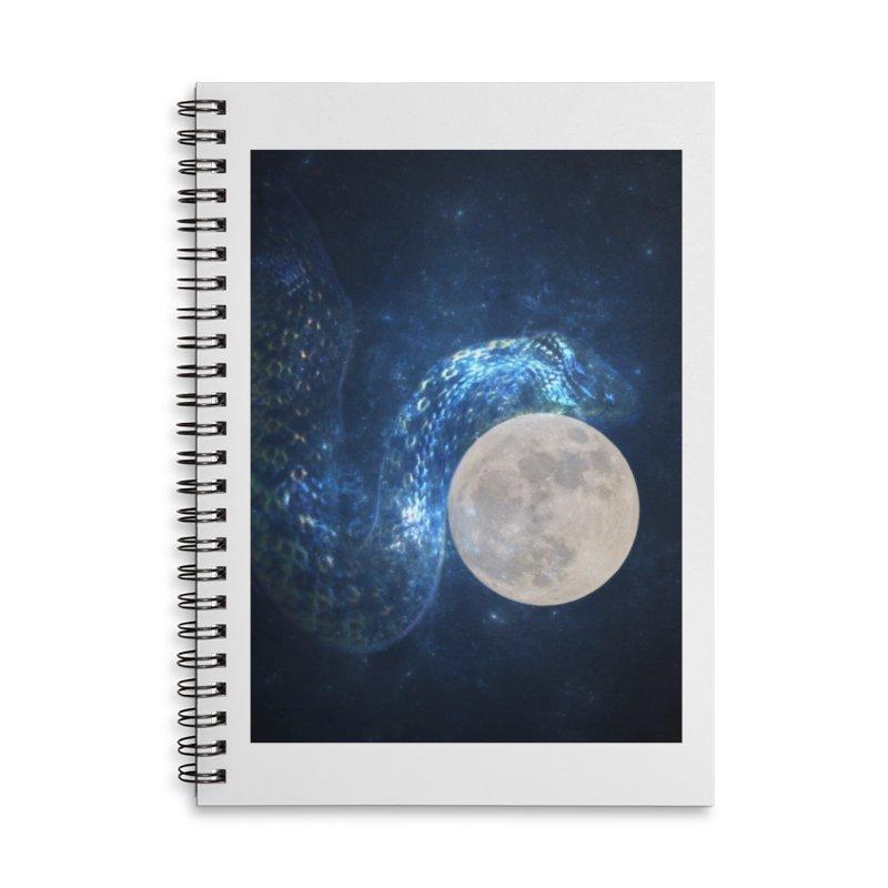 Jormungandr Accessories Notebook by Mind-art Passion