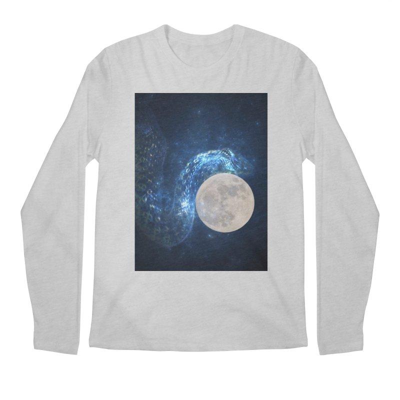 Jormungandr Men's Longsleeve T-Shirt by Mind-art Passion