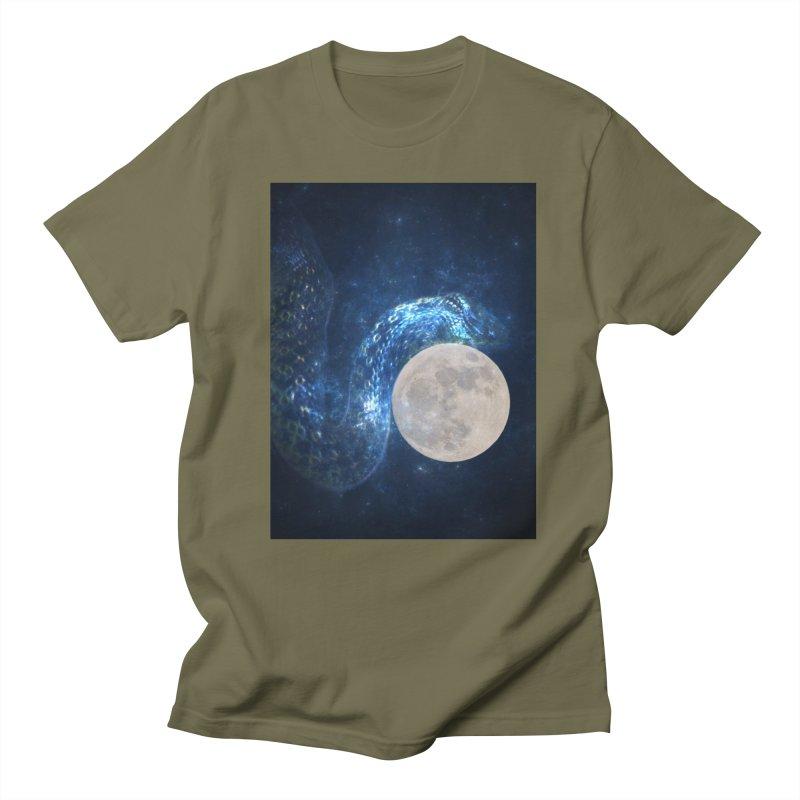 Jormungandr Men's T-Shirt by Mind-art Passion